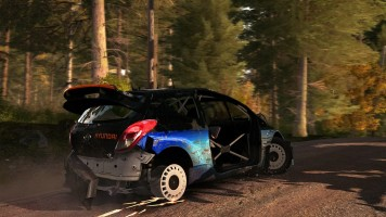 Destrukce v DiRT Rally
