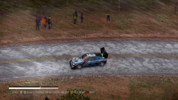 Replay v DiRT Rally