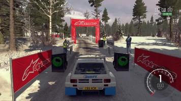 Svédsko v DiRT Rally