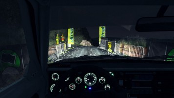 Noc v DiRT Rally