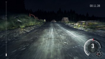 Noc v DiRT Rally 2
