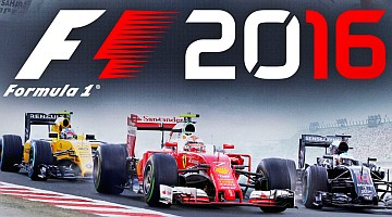 F1 2016 logo