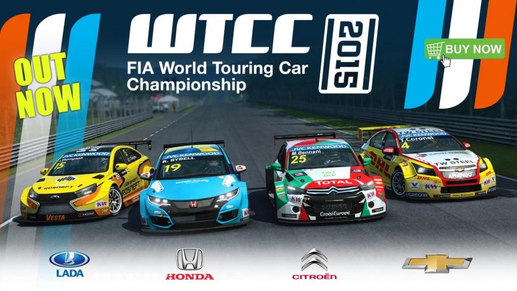 Balíček WTCC 2015