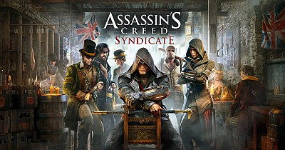 Assassins Creed Syndicate art