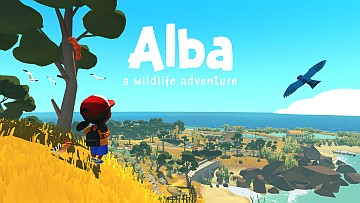 alba a wildlife adventure logo