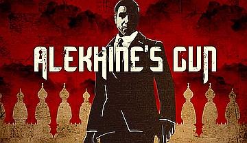Alekhine's Gun Logo