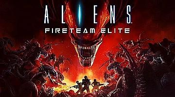 aliens fireteam elite logo