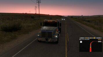 American Truck Simulator Reds