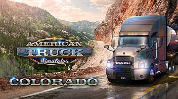 american truck simulator colorado logo