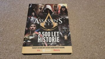 assassins creed – 2 500 let historie title