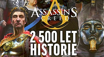 assassins creed 2500 let historie logo