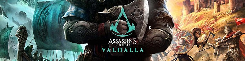assassins creed valhalla banner