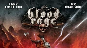 Horní víko krabice Blood Rage