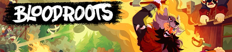 Bloodroots banner