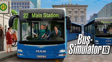 Bus Simulator 16 Logo