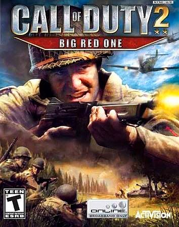 Call of Duty: Big Red One ArtBox