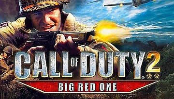 Call of Duty: Big Red One Logo