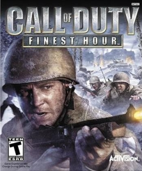 Call of Duty Finest Hour Boxart