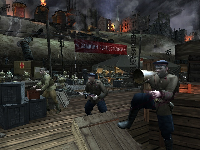 Call of Duty Finest Hour - Stalingrad