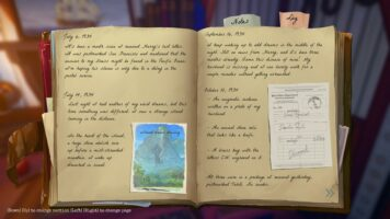 call of the sea notes