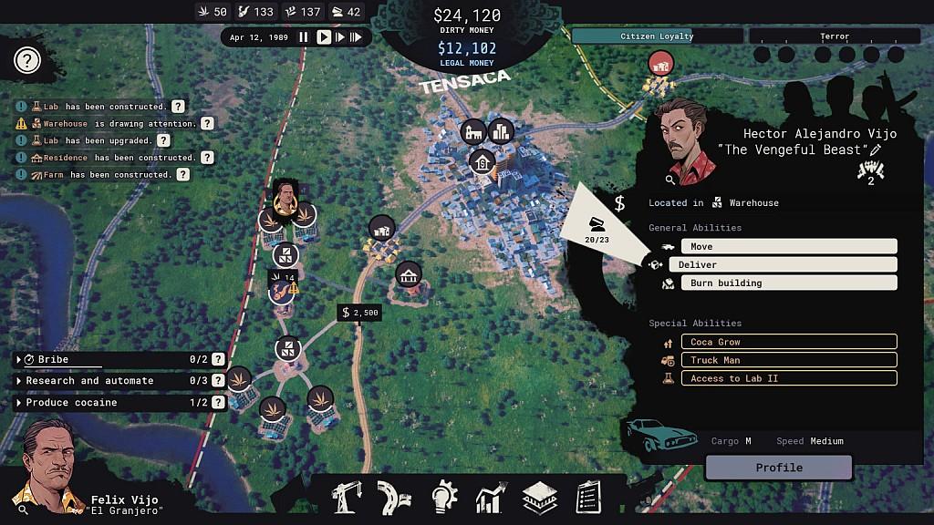 cartel tycoon screen