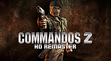 Commandos 2 HD logo