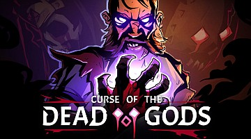 curse of the dead gods logo