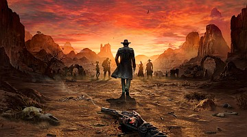 desperados 3 art