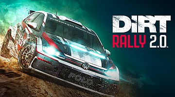 Dirt Rally 2.0 logo