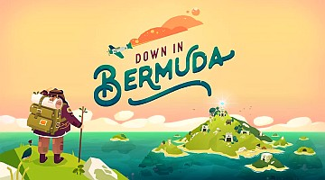 down in bermuda logo