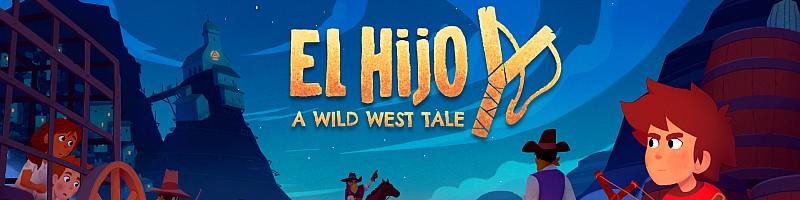 el hijo - a wild west tale banner