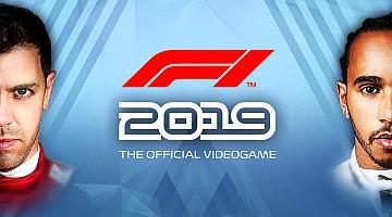 Logo F1 2019
