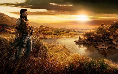 Far Cry 2 art