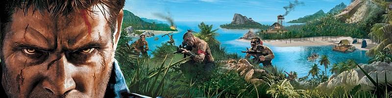 Far Cry Instincts Predator banner