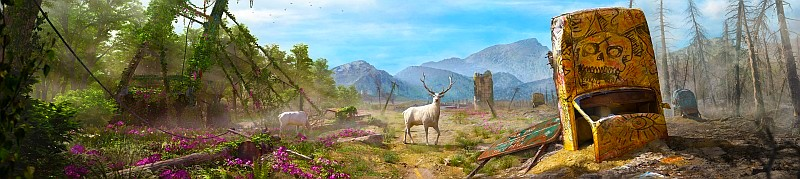 Far Cry New Dawn banner