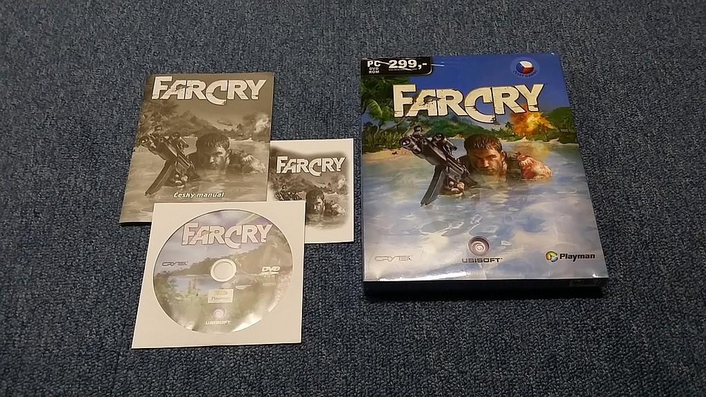 Baleni Far Cry od Playmana