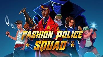 fashion police squad logo