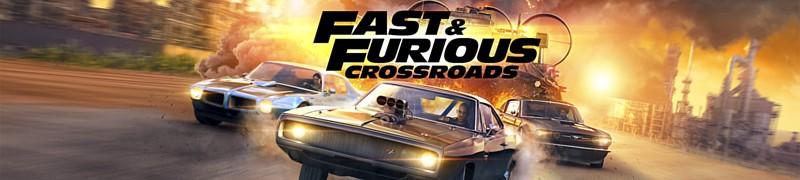 Fast & Furious Crossroads banner