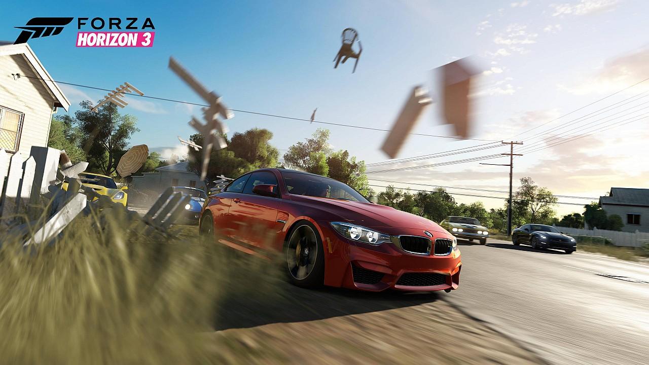 Recenze Forza Horizon 3 - GamesBlog cz