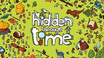 Hidden Through Time logo