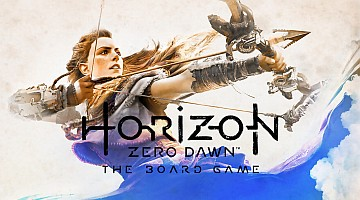 Horizon Zero Dawn The Board Game logo