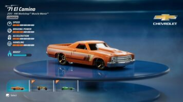 hot wheels unleashed chevy