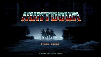 huntdown menu