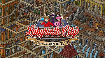 labyrinth city logo