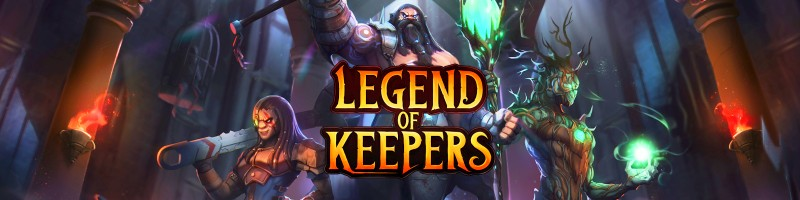 legend of keepers banner