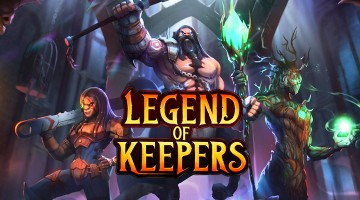 legend of keepers logo