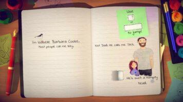 lost words: beyond the page sketchbook