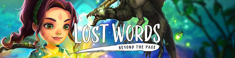 lost words banner