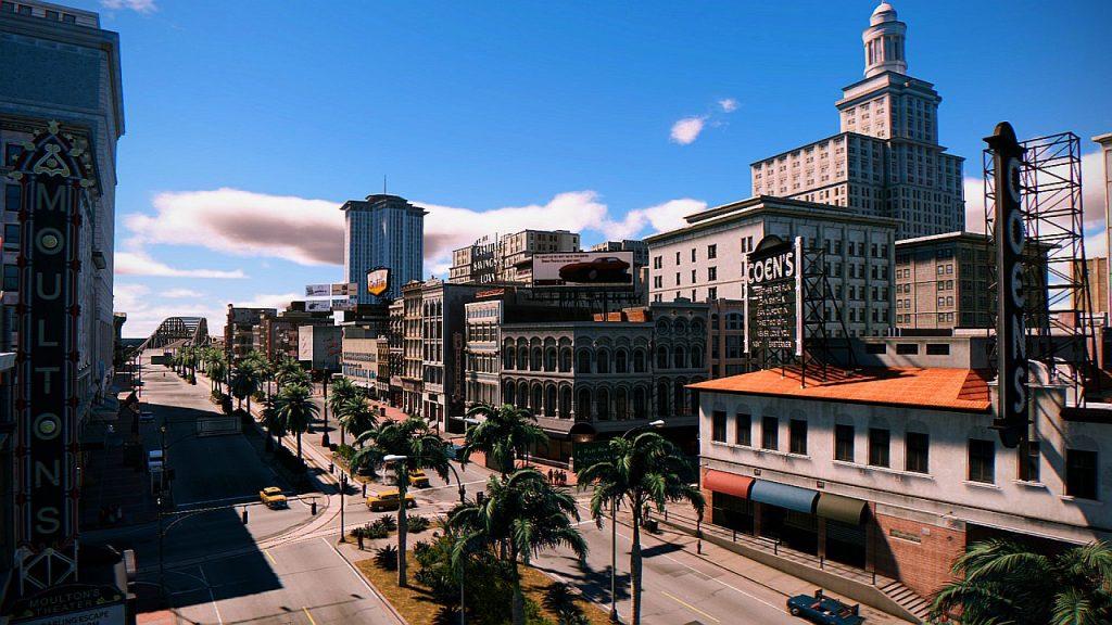 New Bordeaux jako reálné New Orleans v Mafia III