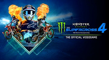 monster energy supercross 4 logo
